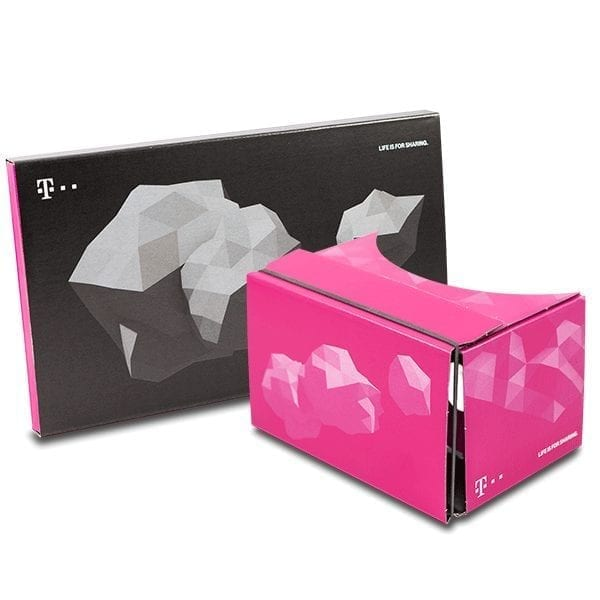 Cardboard von Telekom