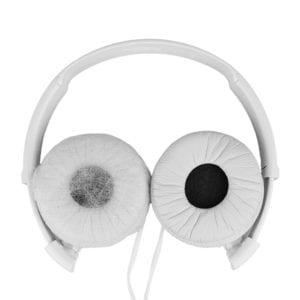 Kopfhörer Hygienemaske