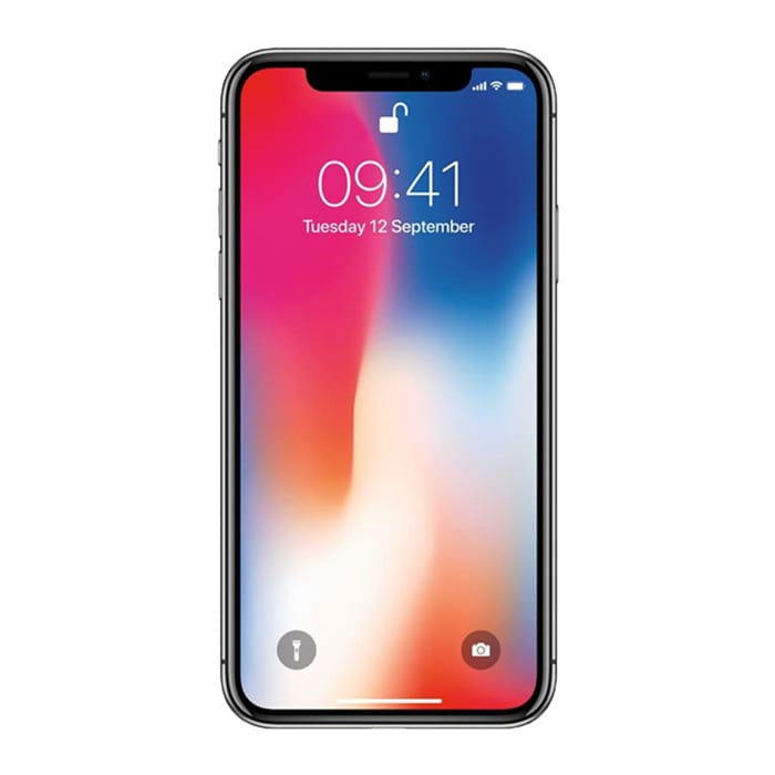 apple iphone x 64 gb fonlos rental vermietung von technik. Black Bedroom Furniture Sets. Home Design Ideas