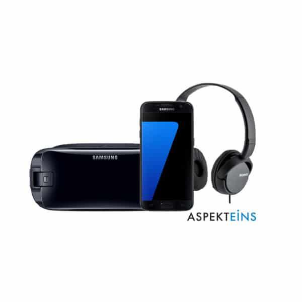 Samsung VR S7 AspekteEins App im Set
