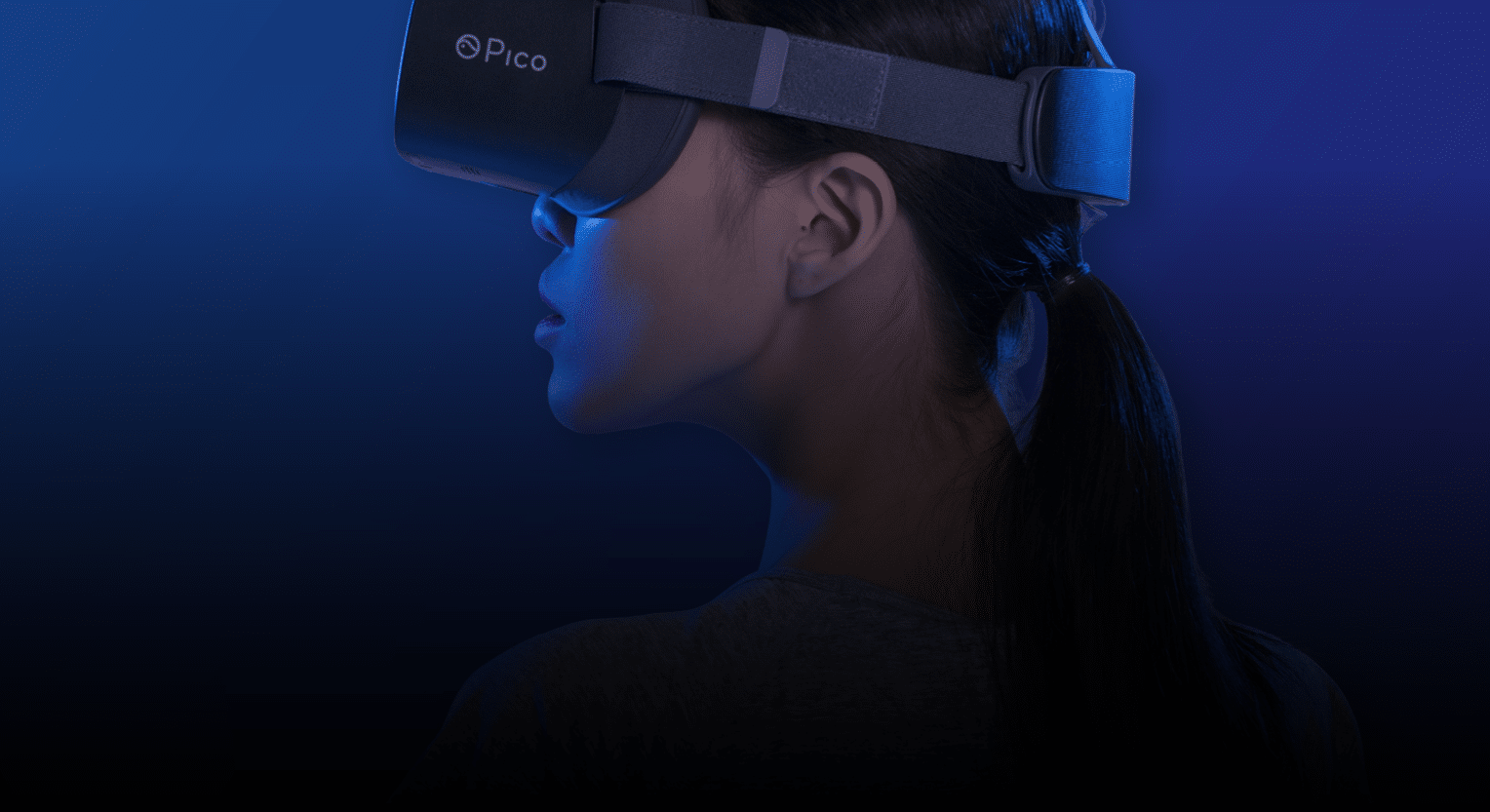 Pico VR Brille