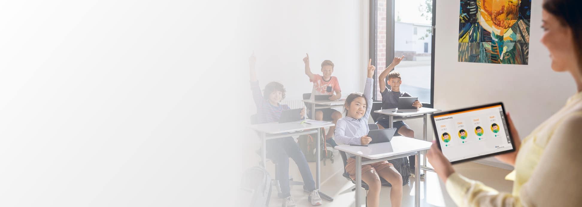 samsung neues lernen Digitalisierung von Schulen